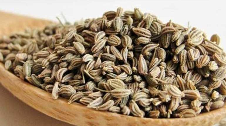 power of ajwain
