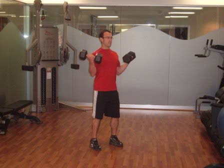 Personal trainers for home training-