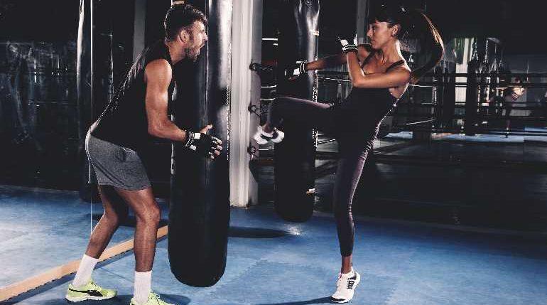 kickboxing trainer coach mumbai