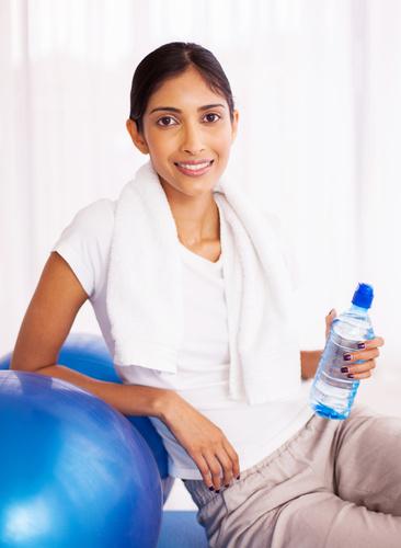 fitness trainer female