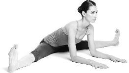 pre natal yoga teacher at home