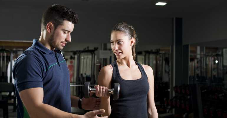 Hire a Fitness Trainer For a Fit and Healthier You
