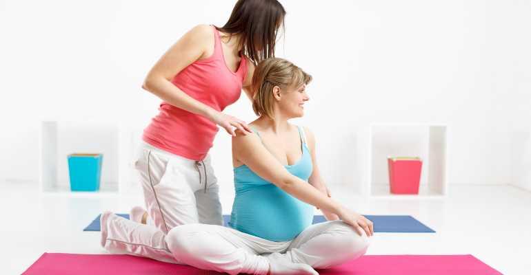 prenatal pregnancy yoga experts