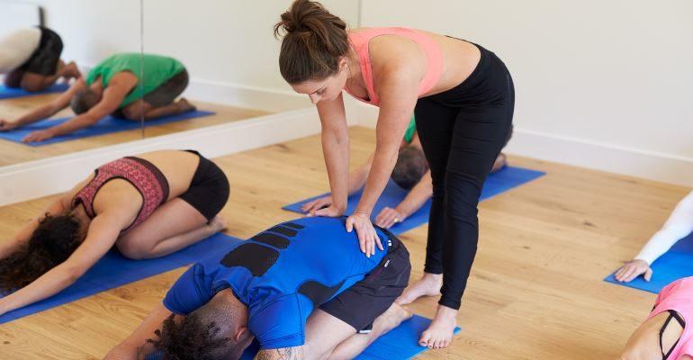 Top Yoga Instructors Teachers