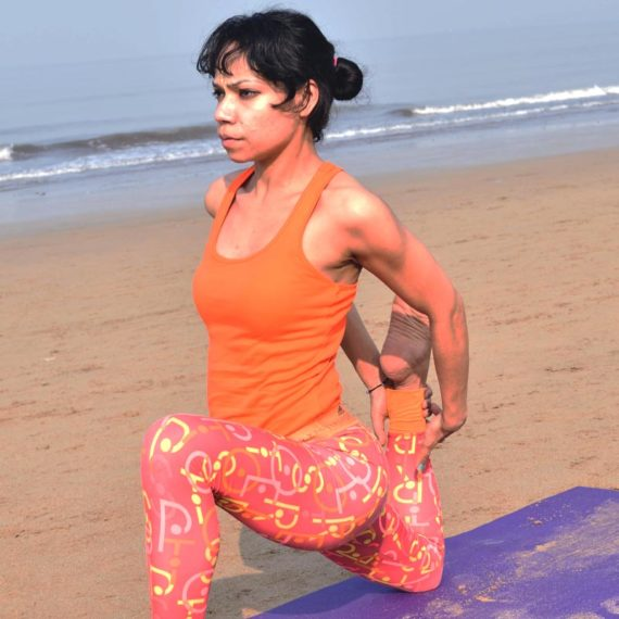 Female Yoga Instructors Mumbai