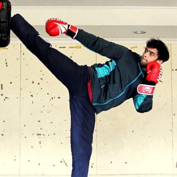 Kickboxing coach Mumbai