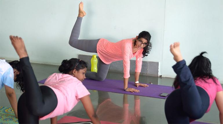 Corporate Yoga Mumbai