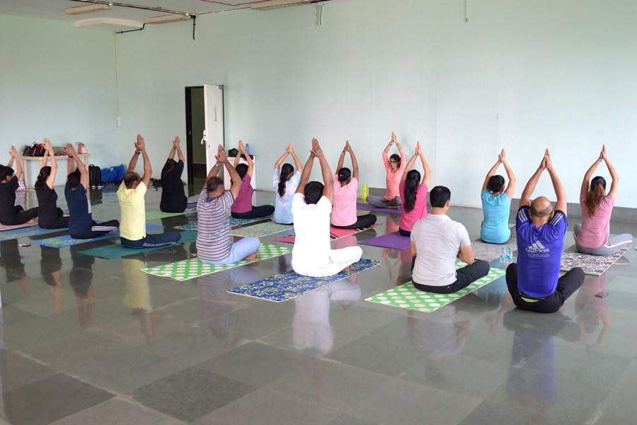 Yoga Fitness Companies Mumbai