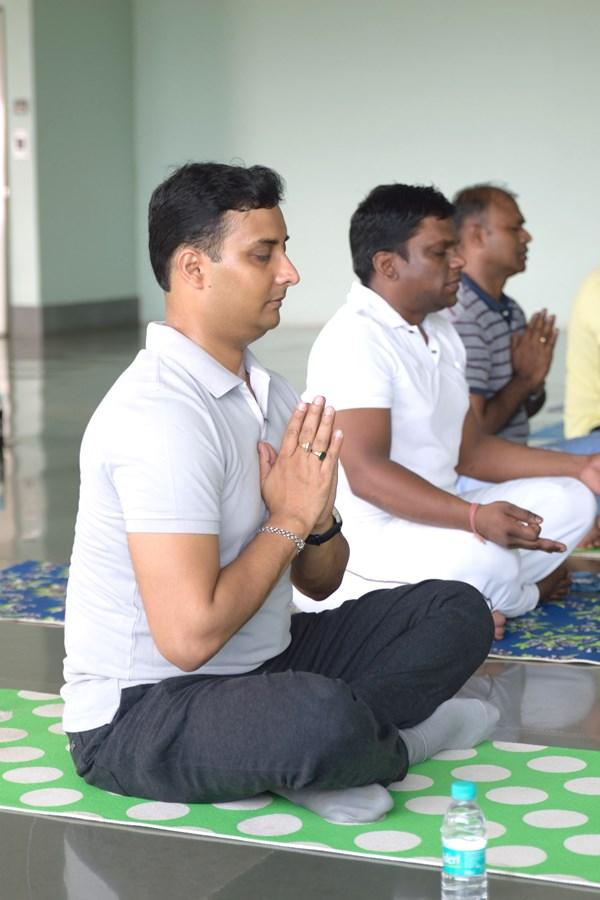 Workshop World Yoga Day