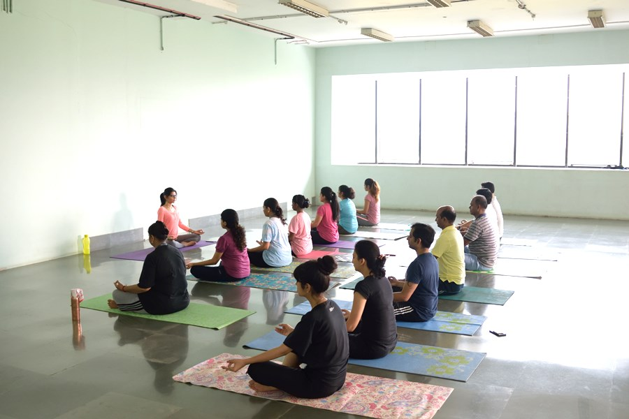 Yoga Day Corporate Yoga Sessions