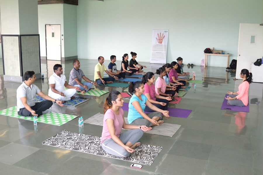 Yoga Sessions for Corporate Employees