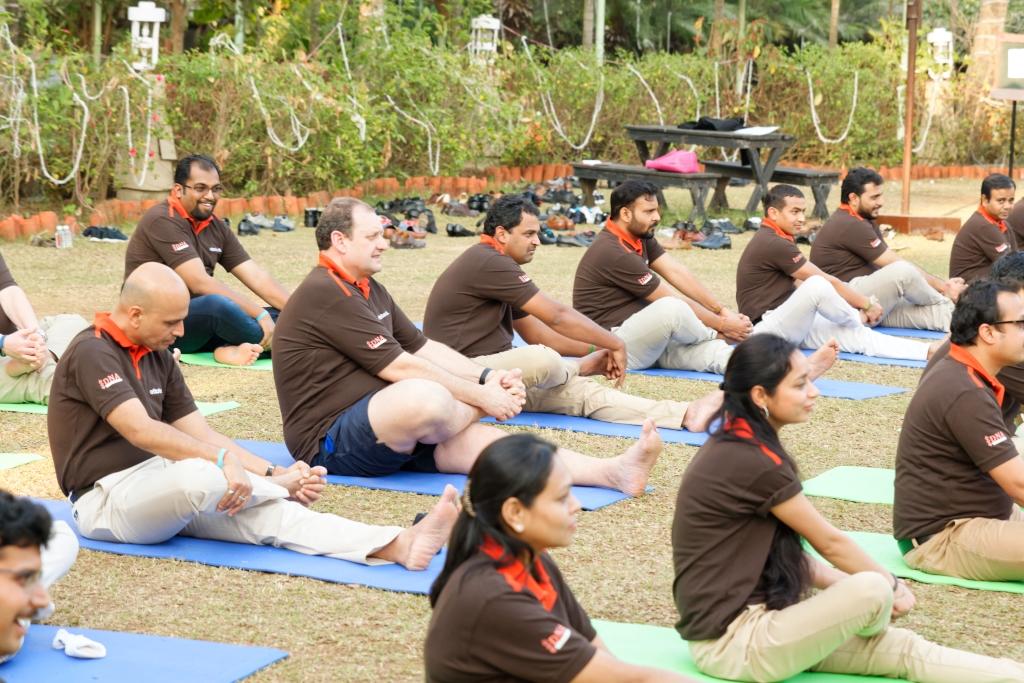 Corporate Wellness company Mumbai