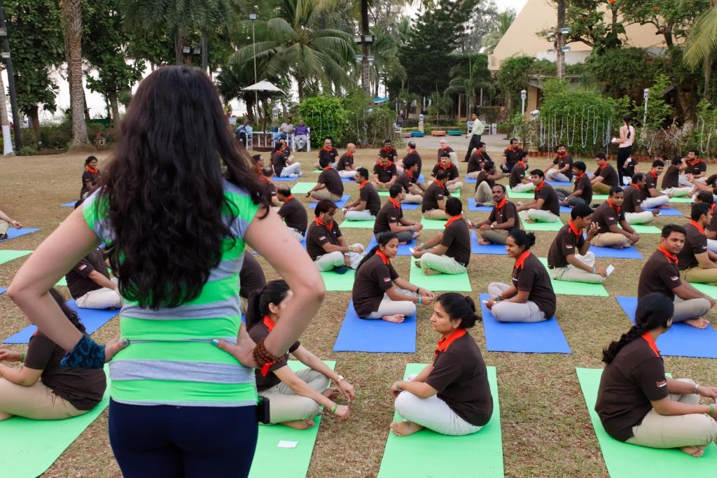 Corporate Yoga Company