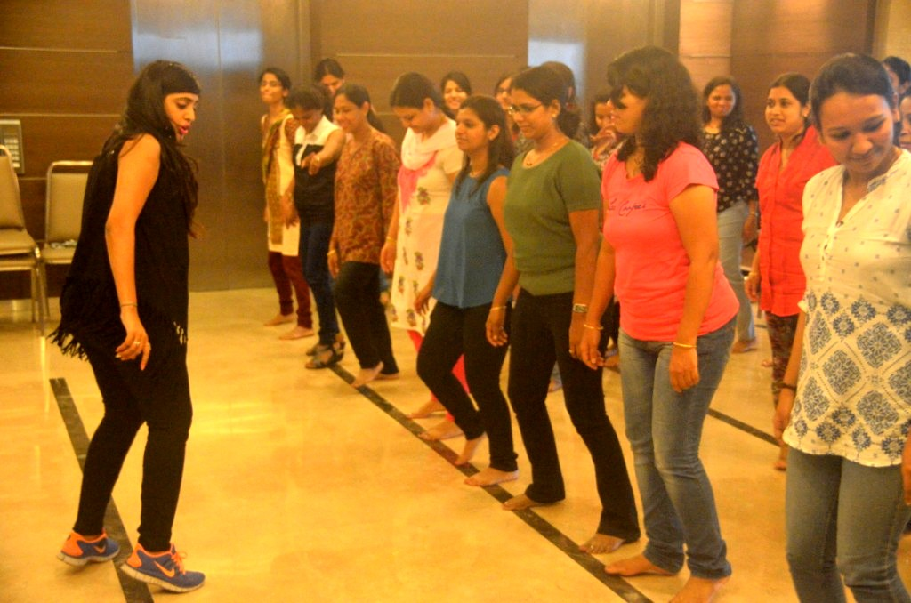 dance workshop for corporates
