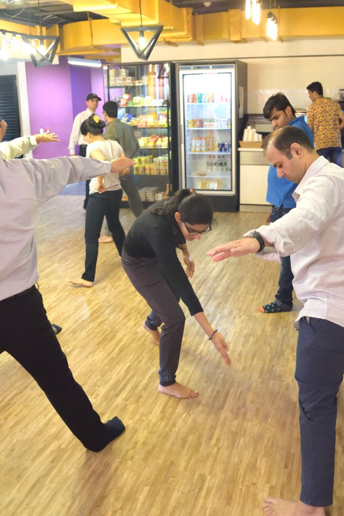 yoga for employees andheri east