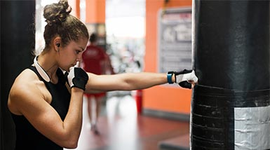 Kickboxing Trainers in Mumbai