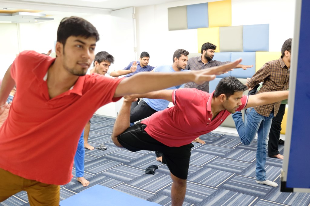 Corporate Wellness Company in Mumbai