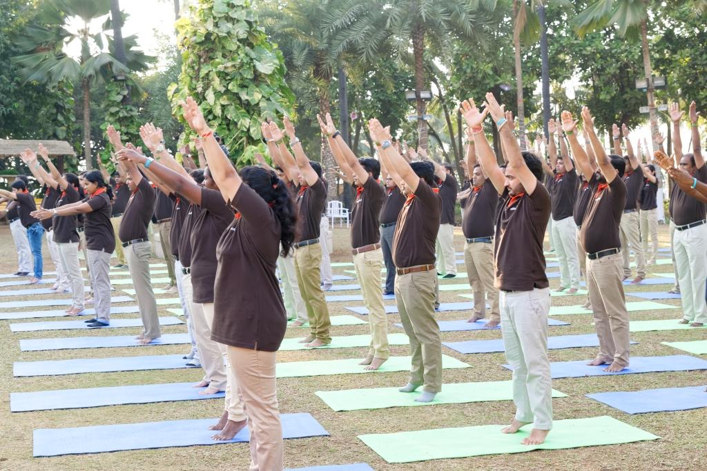 Office Yoga Company Mumbai