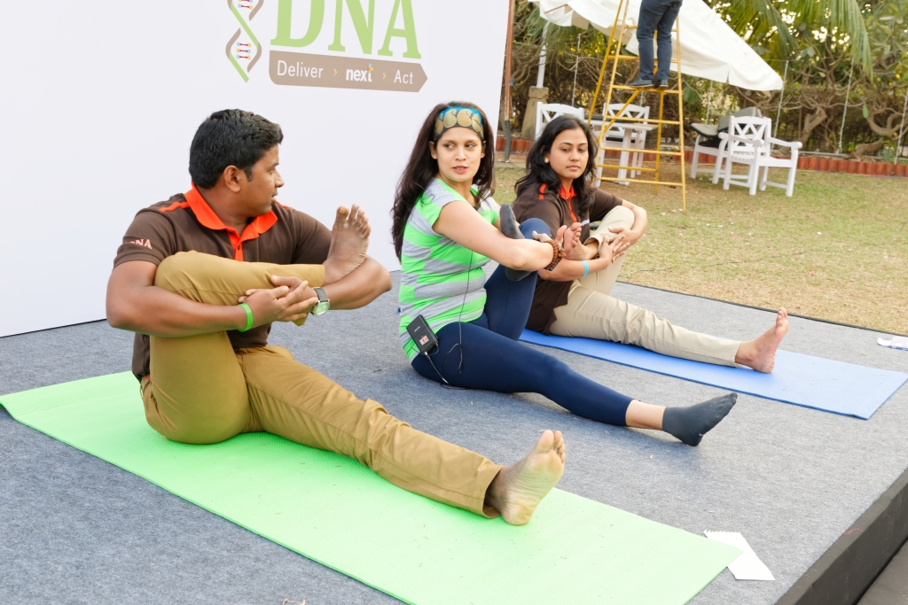 Outdoor Yoga Sessions