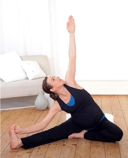 prenatal yoga instructors in mumbai