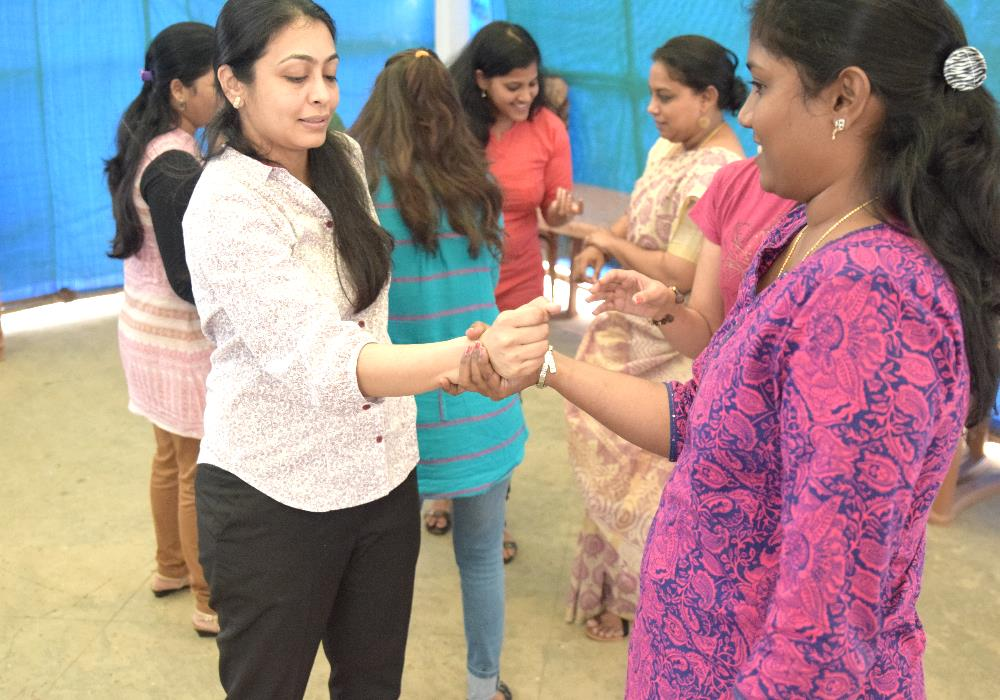 Self Defence Workshop Women