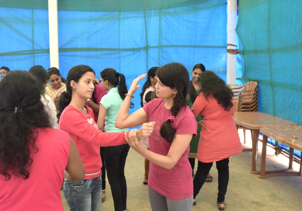 Self Defence for Women India