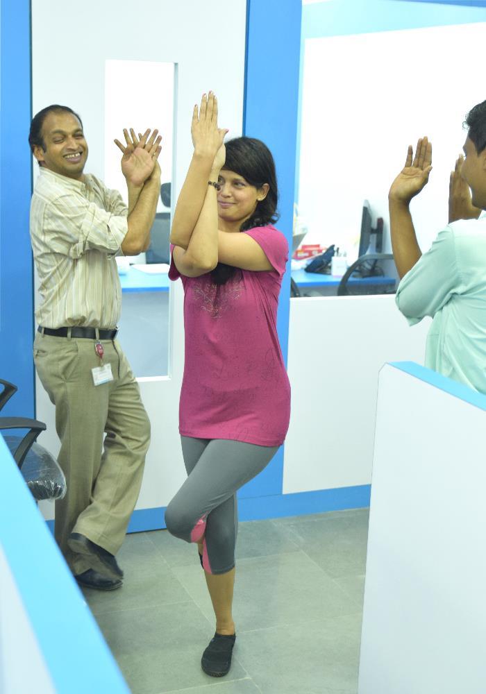 Tarika Rao Ofice Yoga