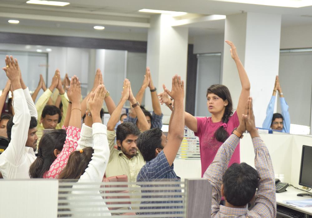 Indian Yoga Instructors
