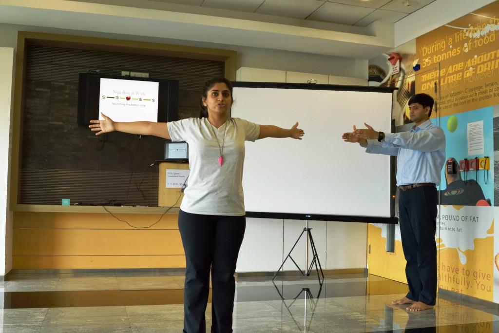 yoga instructor office mumbai