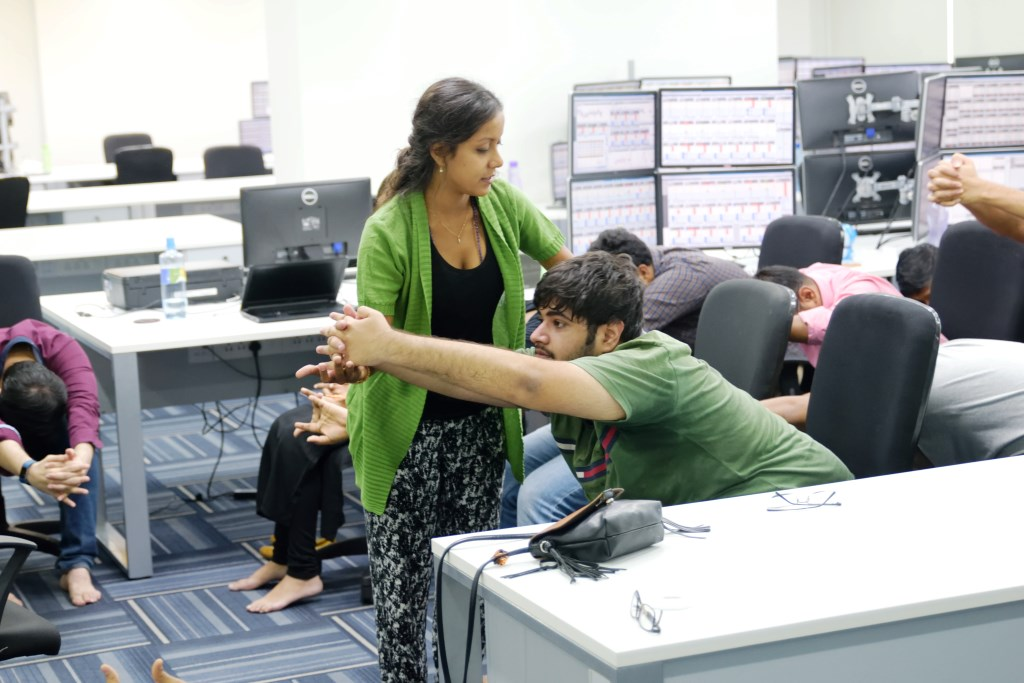 Wellness Sessions at Office Andheri