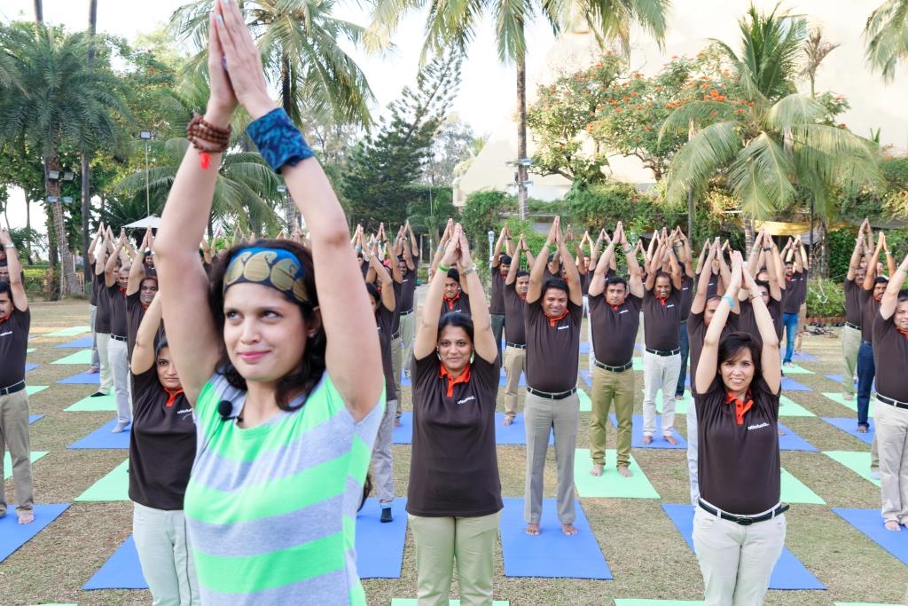 Yoga Trainer Corporate