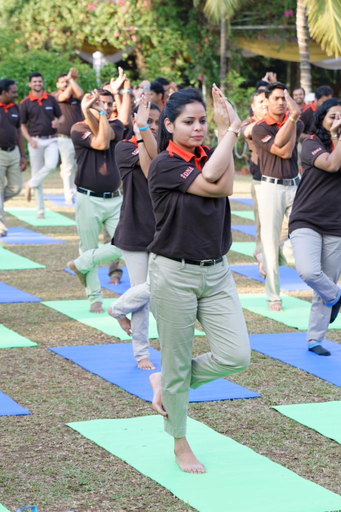 Yoga Wellness Trainers Mumbai
