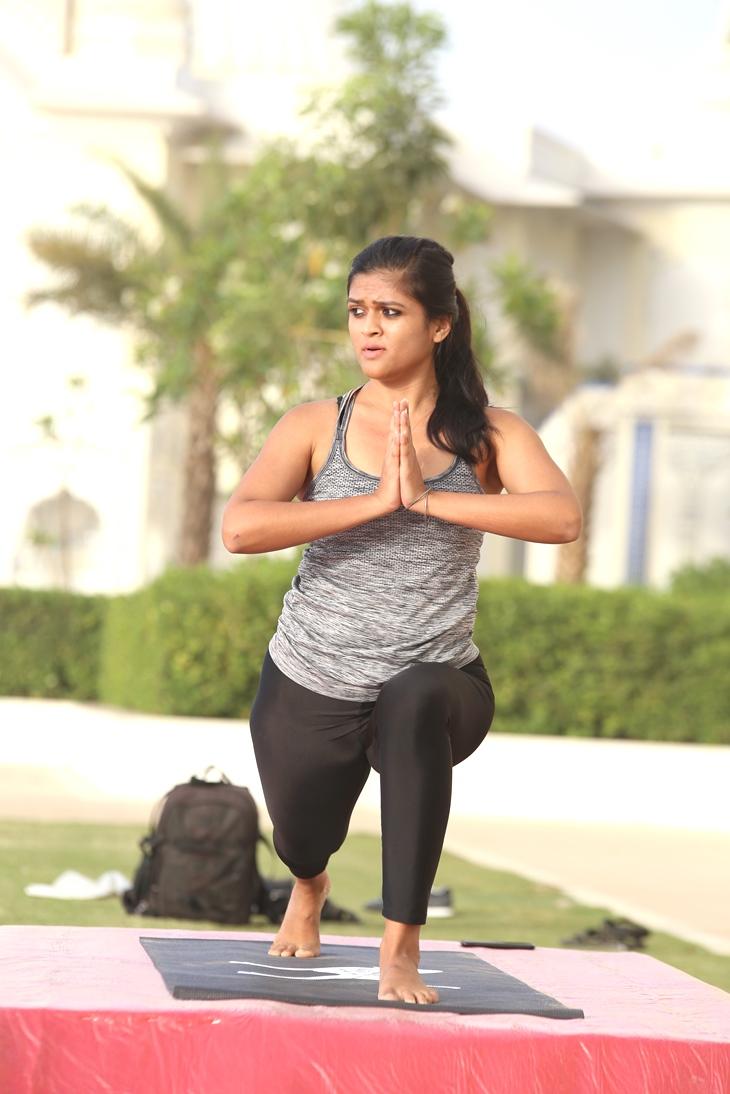 Bhumika Yoga Instructor