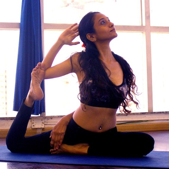 Yoga Teachers Andheri Female