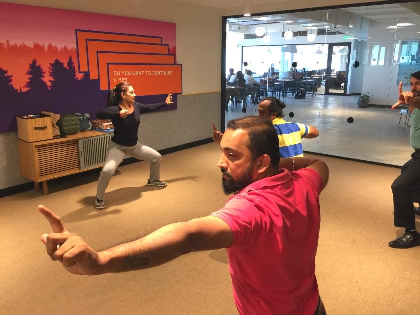 Best Tai Chi Trainers Mumbai