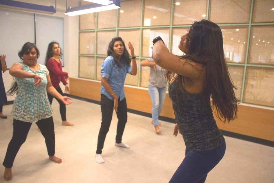 Zumba Sessions at Companies