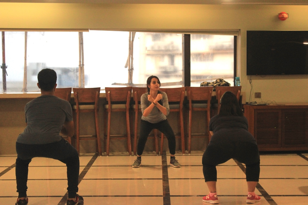 Zumba Classes for Corporate Companies