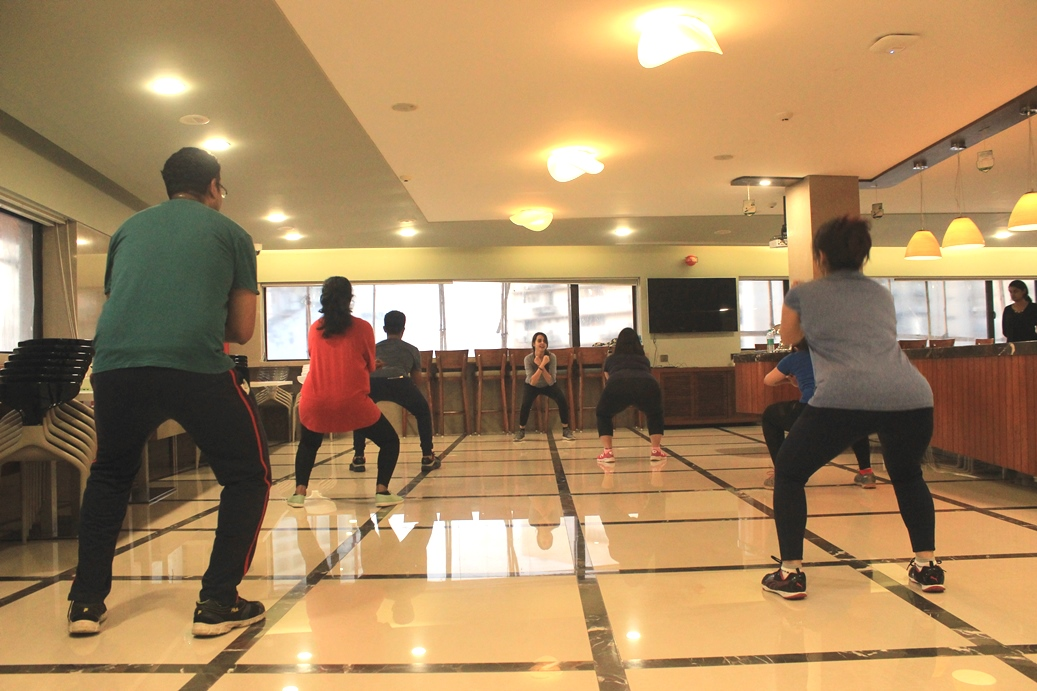 Zumba Instructors for Office