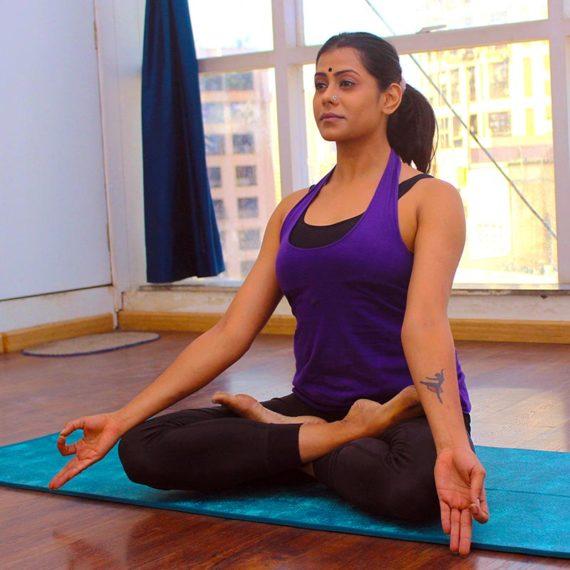 gorgeous yoga teachers Mumbai