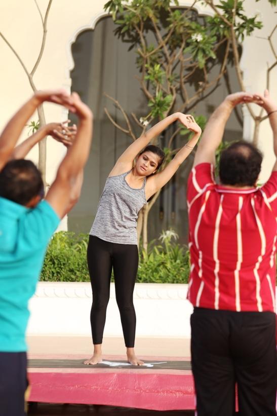 Corporate Fitness Instructors