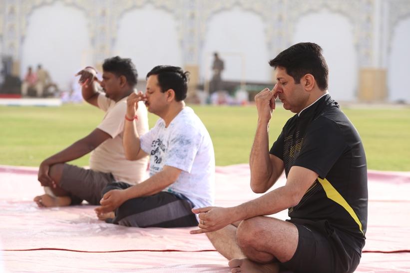 Office Yoga Instructors