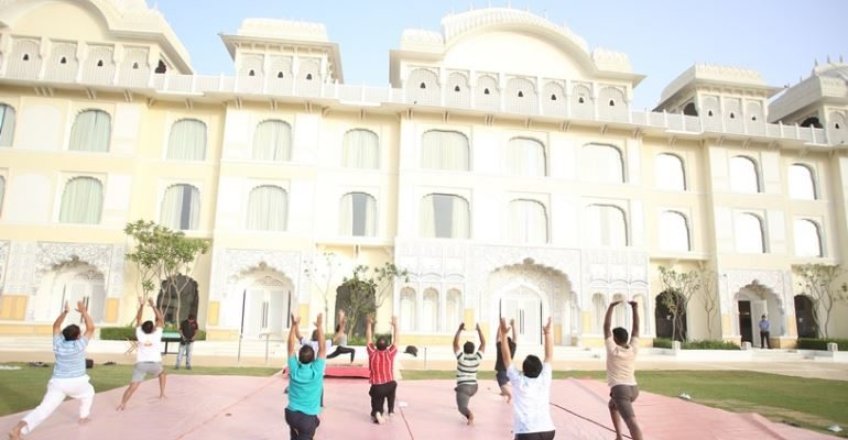 Corporate Yoga in Jaipur