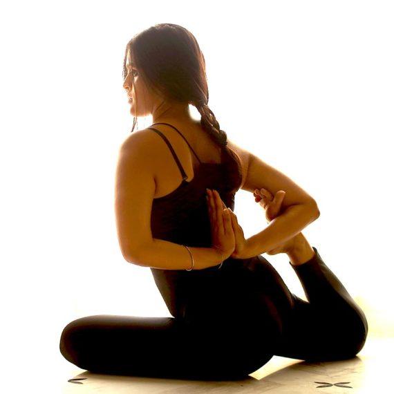 Female Yoga Trainers Andheri