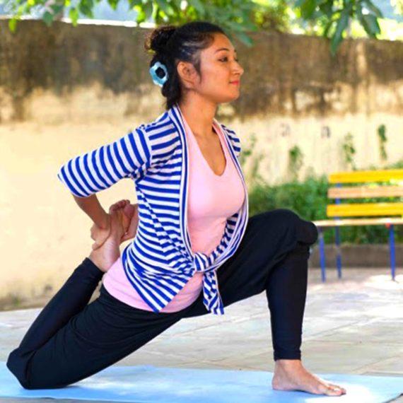 Hatha yoga ashtanga yoga instructor