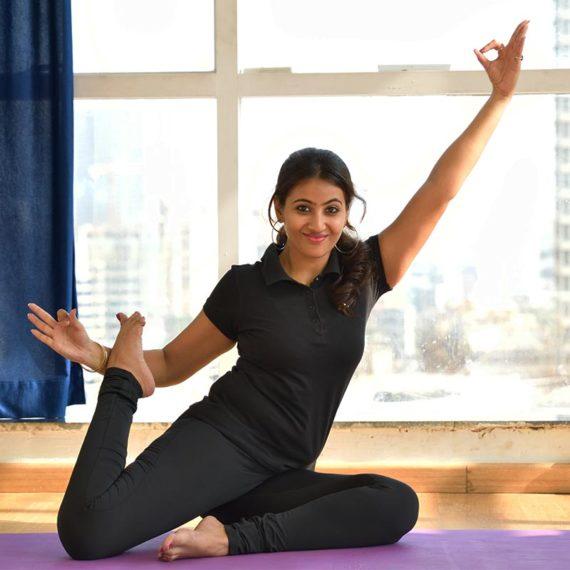 Power yoga instructors Mumbai