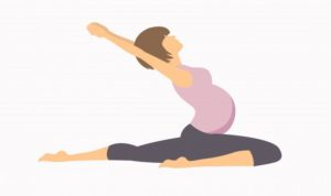 GENTLE STRETCHING FOR PREGNANCY