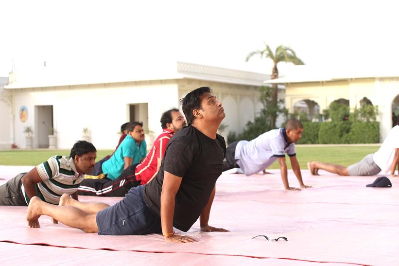 Top Corporate Yoga Instructors