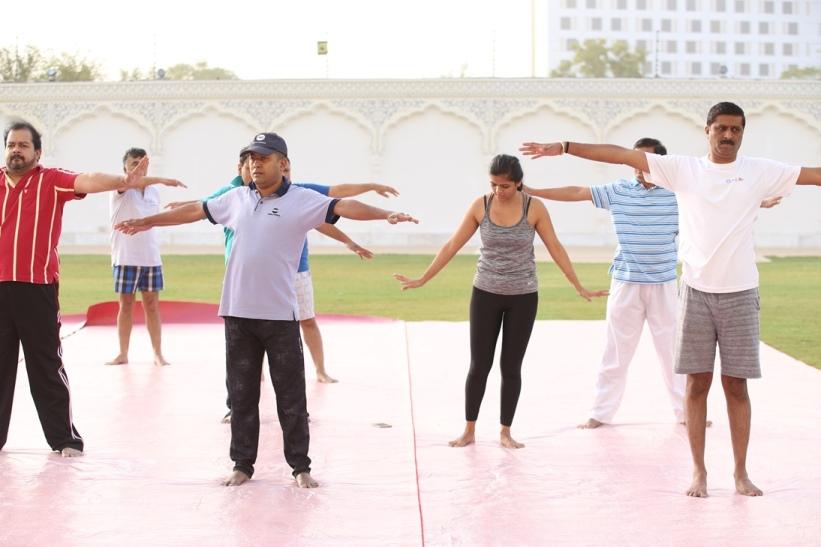 Yoga Fitness Jaipur