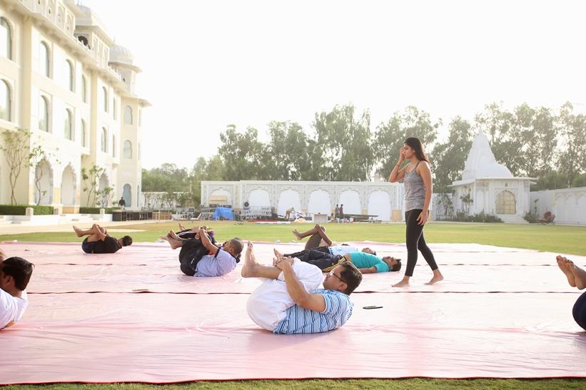 yoga instructors in corporate companies India