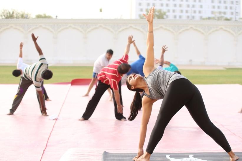 Yoga Instructor Jaipur